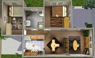 Starter Home Plans mod the sims quot ledomus quot starter home plan 3 no cc