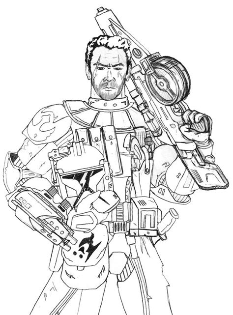 arc trooper coloring pages arc trooper coloring coloring pages