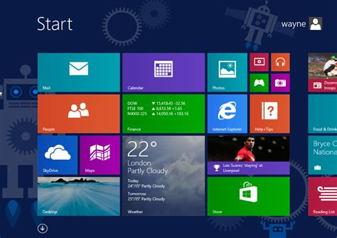 robot themes for windows 8 1 ready your hard drives windows 8 1 gets an official