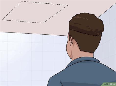 ventole per bagno come installare una ventola per il bagno 20 passaggi