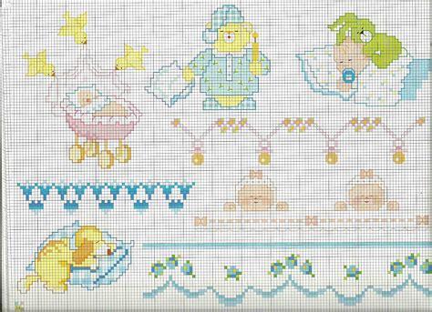 schemi punto croce lenzuolino gratis schemi copertina lenzuolino beb 232 punto croce la nanna