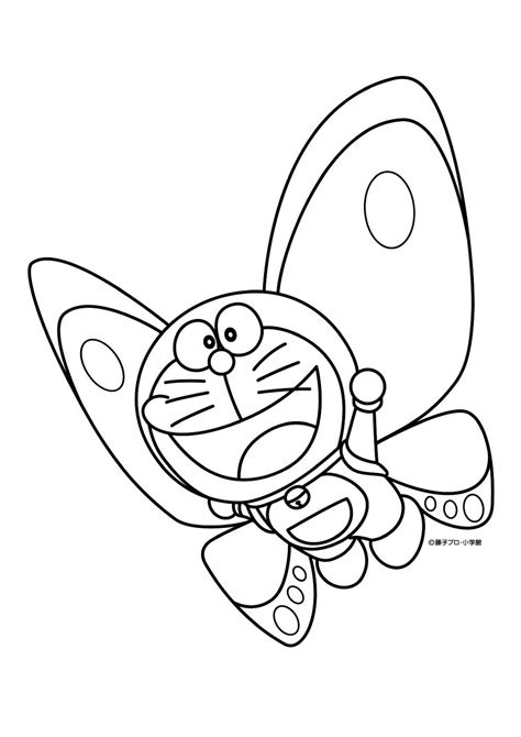 pages of doraemon animated doraemon coloring pages for