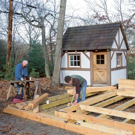 backyard building projects how to build a timber frame diy earth news