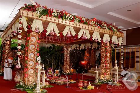 Colorful flower Wedding, Reception, Manavarai Decoration