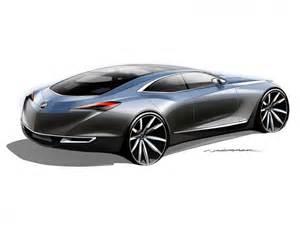 Buick Future Cars Buick Avenir Concept Car Design