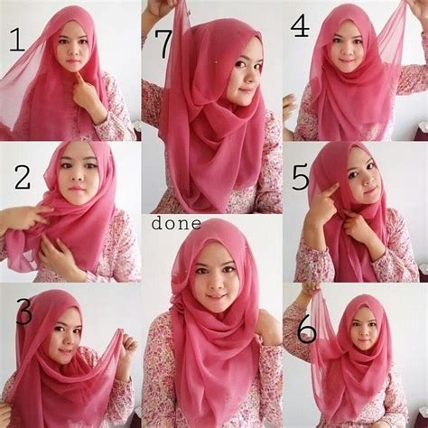 hijab tutorial voluminous check out this cute beautiful and easy hijab tutorial for
