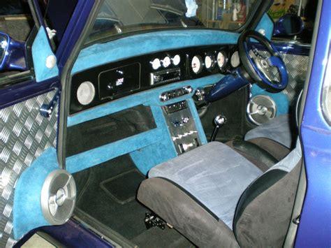 interieur mini classic mini custom interior vtec mini cooper