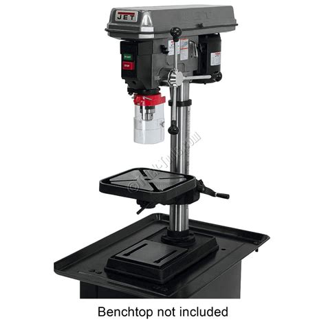 bench drill presses jet j 2530 bench model drill press