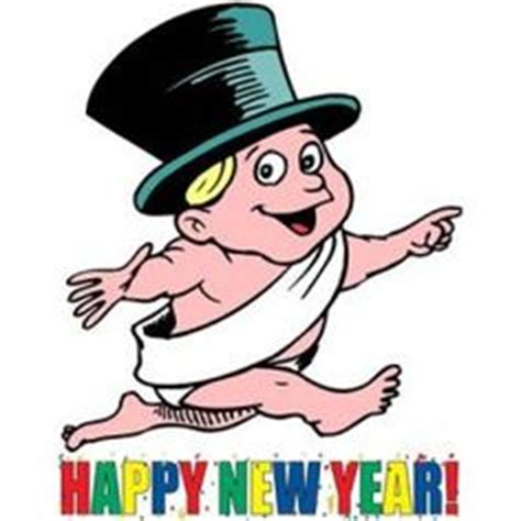 new year baby new years baby clip clipart best