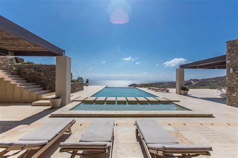 villa honde super paradise beach mykonos greece