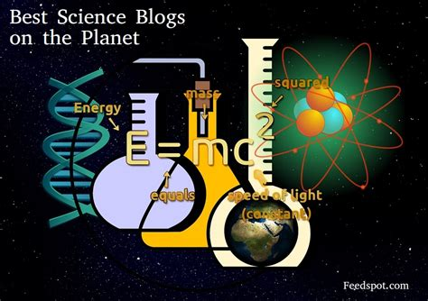 best science news top 100 science blogs websites newsletters to follow in