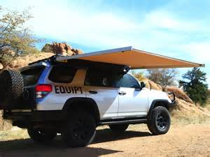 roll out awnings for 4wd roof top tents and side awnings for vehicles side awnings