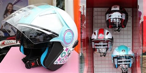 Helm Yamaha Fino Classic kabar berita helm yamaha mio fino