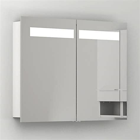 megabad architekt 200 spiegelschrank 90 cm schwarz