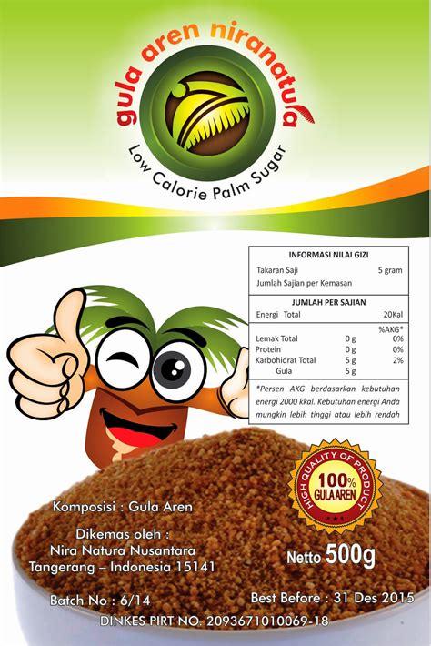 Gula Aren Palm Sugar Karunia 500 Gram jual gula aren
