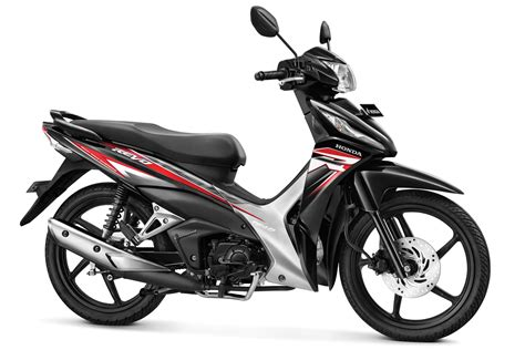 Footstep Belakang Honda Absolute Revo pilihan warna honda revo fi cw mercon motor