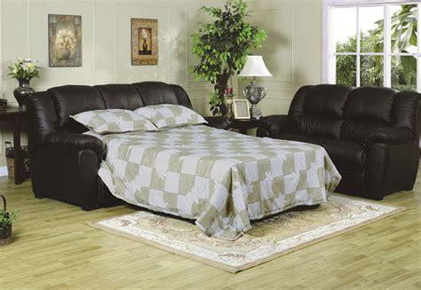 black leather sleeper sofa black sofa sleeper mainstays 54 loveseat sleeper black