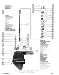 1967 65hp mercury water pump replacement page 1