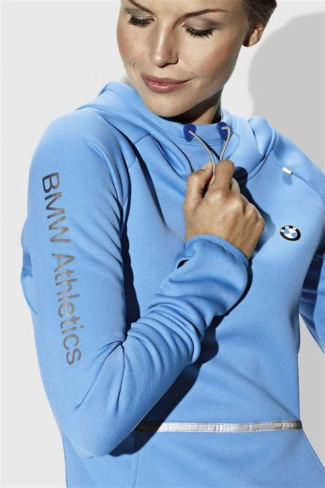 Hoodie Zipper Jumper Sweater Bmw bmw genuine athletics collection sport hoodie