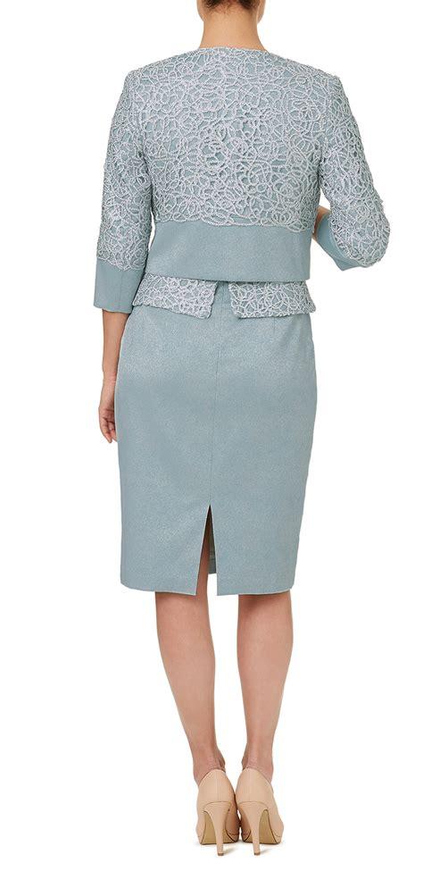 Dress Set cornella of the dress and jacket set ariella