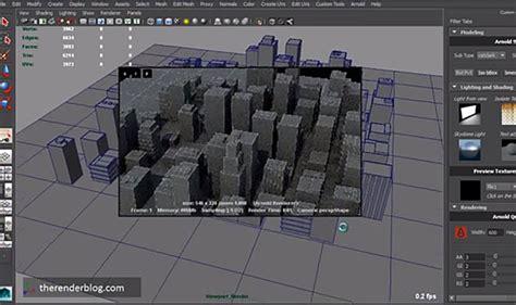 tutorial python maya maya create an interactive viewport rendering tool using