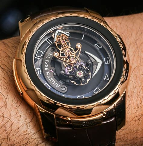Ulysse Nardi ulysse nardin freak cruiser review ablogtowatch