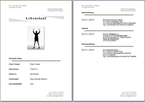 Word Dokument Lebenslauf Vorlage Lebenslauf Vorlage Word Dokument Blogs
