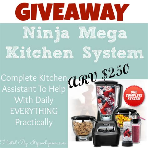2014 Contests And Giveaways - ninja mega kitchen system giveaway expired enter to win contests