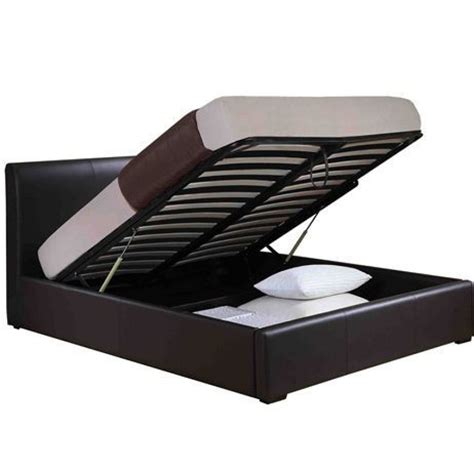 Ottoman Gas Lift Storage Bed Ottoman Gas Lift Storage Beds In 3 Sizes Includes Delivery To Areas