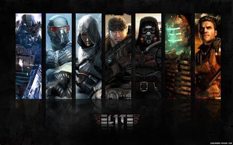 imagenes wallpaper de videojuegos elite el juego para pc