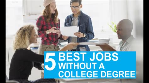 desk jobs without degree 19 great without a college degree and how to get how to