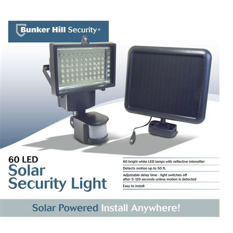 solar led lights 60 led solar security light