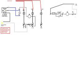 electrical contactor wiring diagram electrical free engine image for user manual