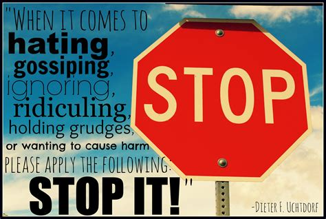 how to stop others gossiping stop gossiping quotes quotesgram