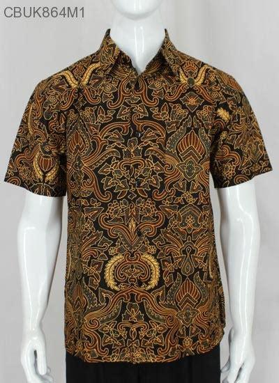 Baju Pisang kemeja batik motif pisang bali kemeja lengan pendek