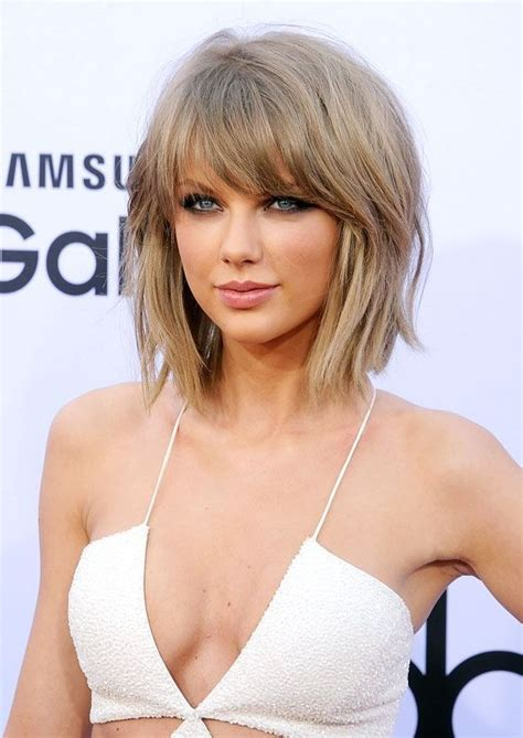 what does short choppy layers look like in medium length hair 22 trendy bob hairstyles with bangs popular haircuts