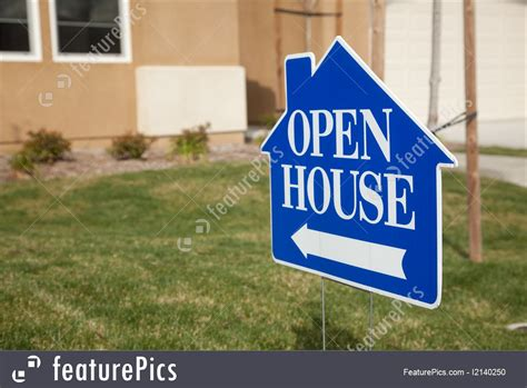 Ur Mba Open Houe by Blue Open House Sign Image