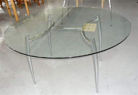 tavoli rotondi in vetro tavoli rotondi in vetro allungabili tutte le immagini