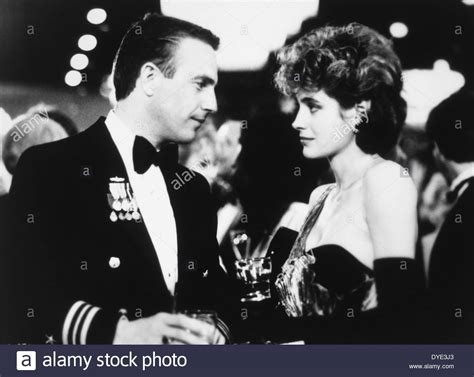 kevin costner young photos sean young and kevin costner on set of the film quot no way