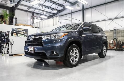 Toyota Protection Package Nwas Daily Updates Toyota Highlander Gets New Car Detail