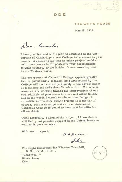 Acceptance Letter For Manuscript cold war and sunset churchill and the great