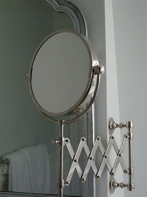 bathroom extension mirrors extension mirror traditional bathroom behr glimmer