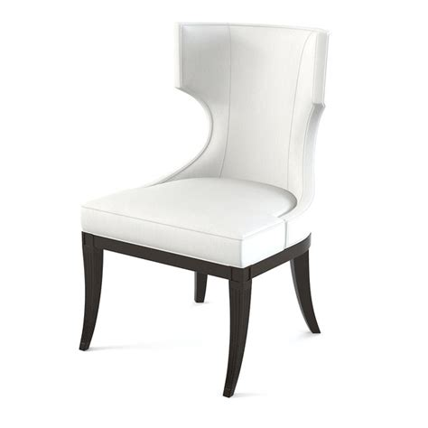 White Upholstered Dining Room Chairs White Upholstered Dining Chair Displaying Infinite Gorgeousness Homesfeed