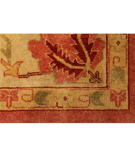 harounian rugs international one of a collection design oushak 431979 ivory hri rugs harounian rugs