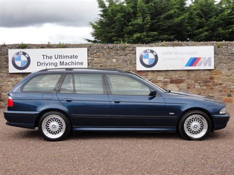 used 2000 bmw e39 5 series 96 04 528i se touring for sale in scotland pistonheads