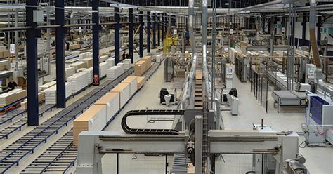 decorative panels group chooses biesse machines for - Decorative Panel Group