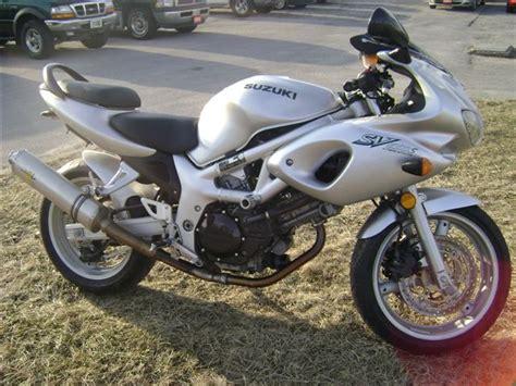 Suzuki Sv650s 2002 2002 Suzuki Sv650s Poly26 Lower Fairing I Just Bought