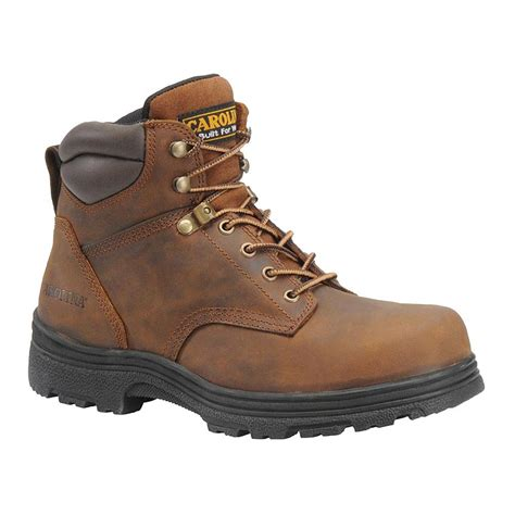carolina s 6 quot wp electrical hazard work boots