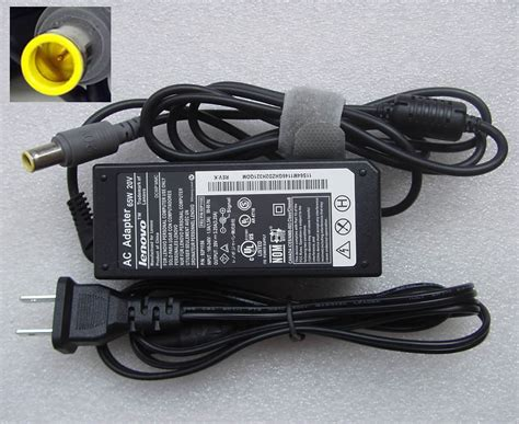 Lenovo 20v 325a Pin Central Original Adaptop Laptop original lenovo thinkpad edge e530 92p1156 65w 20v ac adapter 92p1156 163 13 99 www