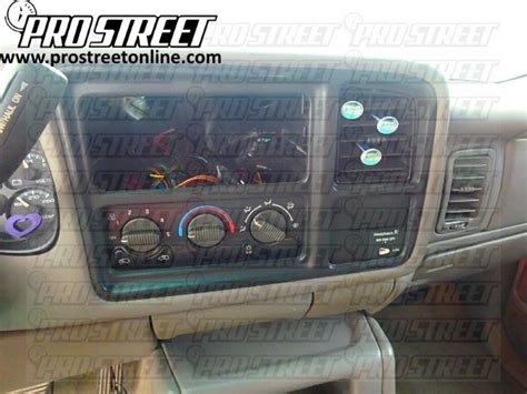 radio wiring diagram 2003 chevy silverado 2500 autos post